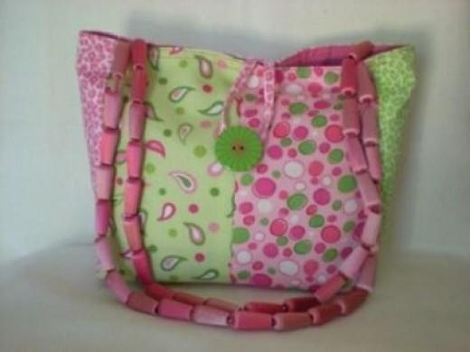 Square Handbag