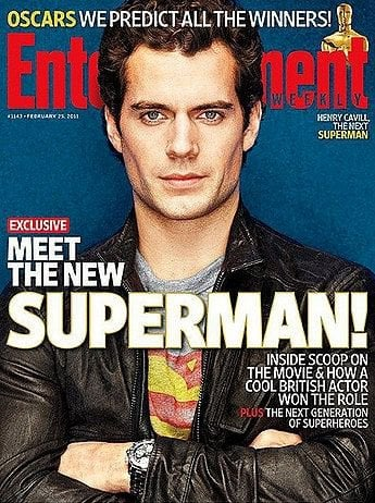 On the Cover of EW in 2012