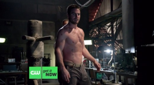 Arrow screen shot