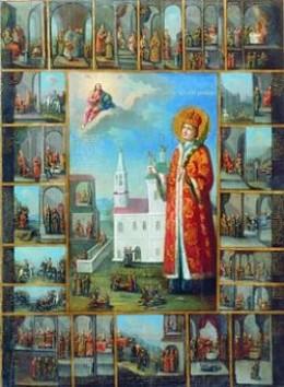 Victim of Boris Godunov