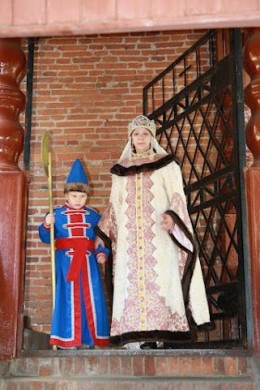 Wife of Ivan the Terrible