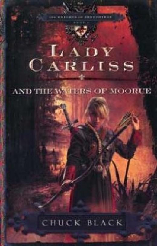 Lady Carliss - Knights of Arrethtrae