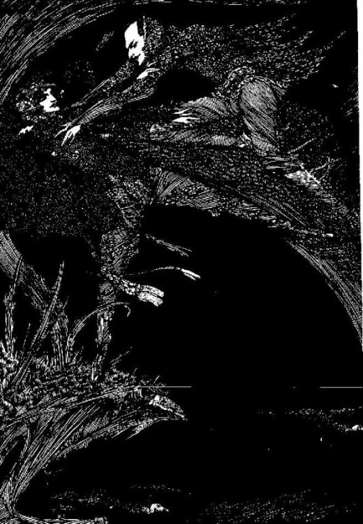 Valpurgis Night, Faust, Harry Clarke