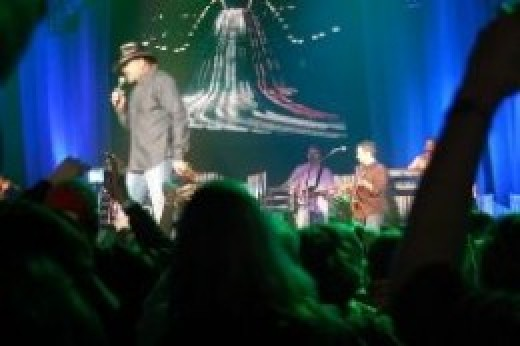 Trace Adkins live in concert