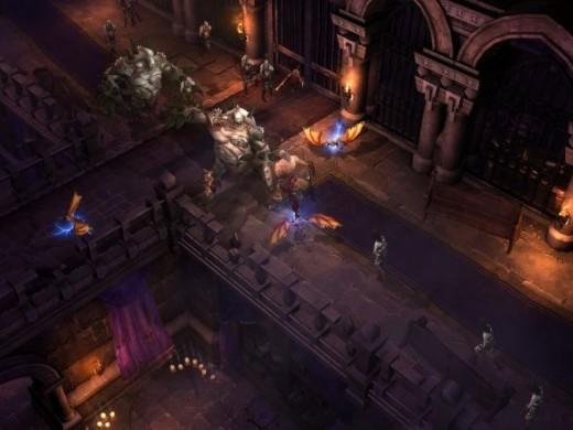 Diablo 3 - Dungeon