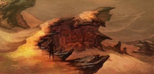 Diablo 3 - Desert