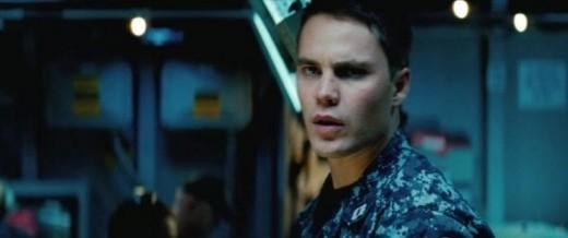 Battleship as Alex Hopper