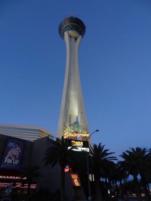 Statosphere Las Vegas 2013