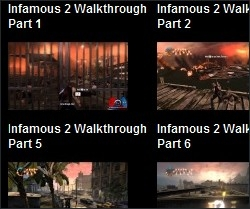 Infamous 2 Walkthrough Videos on GamerFuzion