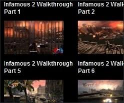 Infamous 2 Guides & Walkthroughs