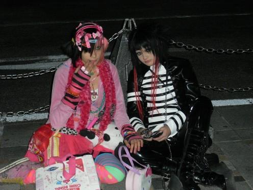 Harajuku Girls.