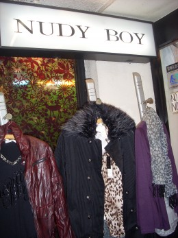Then, you might prefer shopping at Nudy Boy.