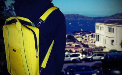 The AVA urban laptop backpack