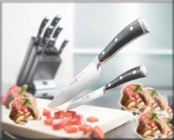 My FAVORITE SHARP KNIVES - WUSTHOF