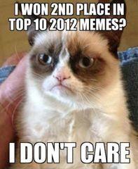 image credit; Facebook.com/Grumpy-Cat