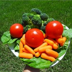Eat Lots of Fruits and Veggies