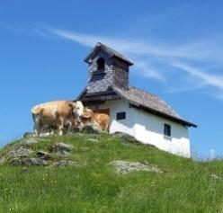 The Alps Mountain Range, Europe