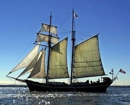 Tall Ship Unicorn -- Crewed Exclusively by Women