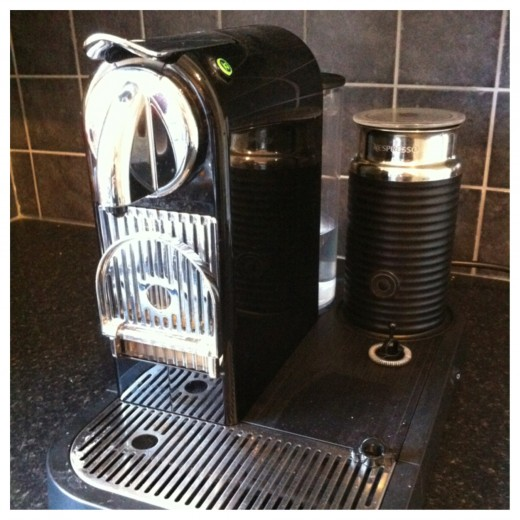 My Nespresso Maker