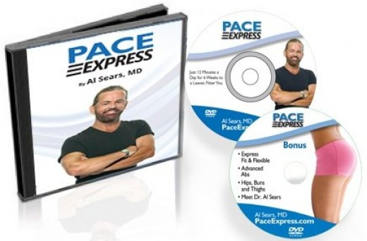 Pace Express from Amazon
