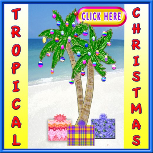 Tropical Christmas Gifts Category