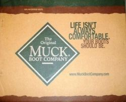 Muck Boots Box