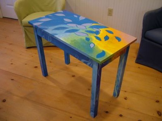 eleanor room table redux by Sarabbit, on Flickr
