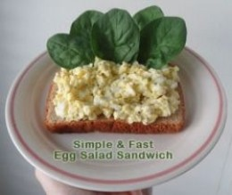 how to make egg salad easy