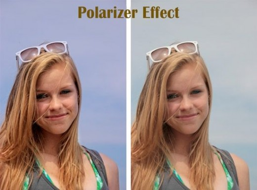 Polarizer Difference