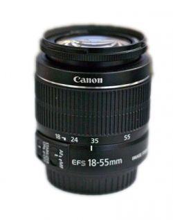 Canon Rebel Kit Lens