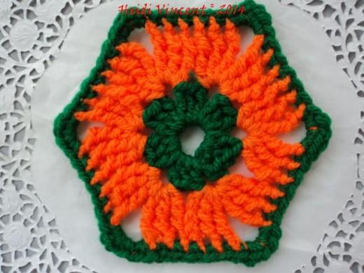 Round 3 - Tile Hexagon Coaster