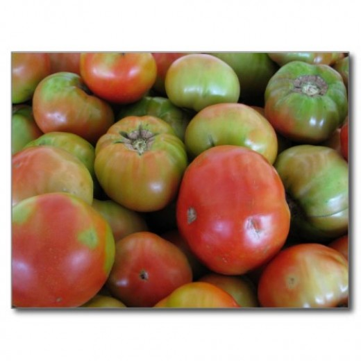 Most people enjoy home grown tomatoes. If you grow them yourself, you know that no harmful chemicals have been used. You can also grow many of the delicious heirloom varieties that can't be found in grocery stores.