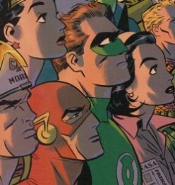 Darwyn Cooke's DC: The New Frontier Comic Book Review