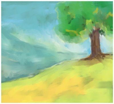 Digital Painting By Sema