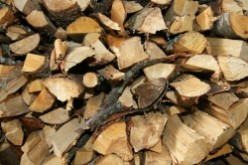 How To Split Fire Wood