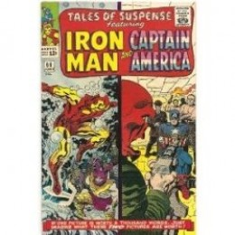 Tales of Suspense No. 66