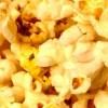 Eight Vegan Popcorn Toppings