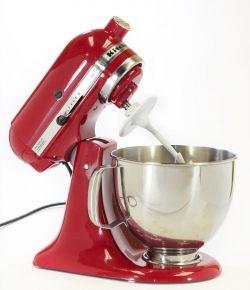 Author's KitchenAid Stand Mixer