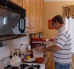 Using My KitchenAid Stand Mixer for Cheesecake