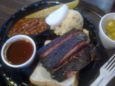 Railhead BBQ in Fort Worth--Some of the Best in Texas