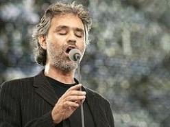 The Best of Opera Singer Andrea Bocelli