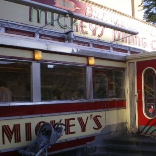 Mickey's Diner Downtown St Paul