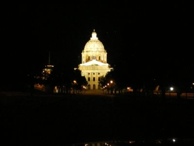 The Minnesota State Capital Downtown St.Paul