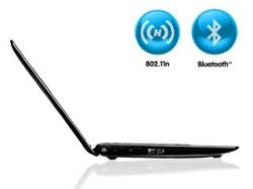 Asus eeepc 1008ha bluetooth and wifi