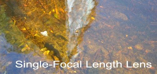 Single-Focal Length lens