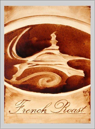 French Roast by Andrew Saur & Angel Sarekla-Saur