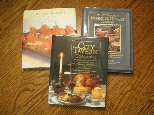 It's fun to cook historical recipes. These cookbooks are a great treasure of old-fashioned cooking ideas.