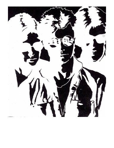 The Police Stencil Using Photoshop