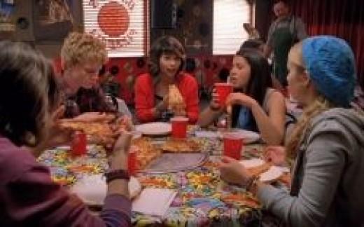 lemonade mouth pizza party idea