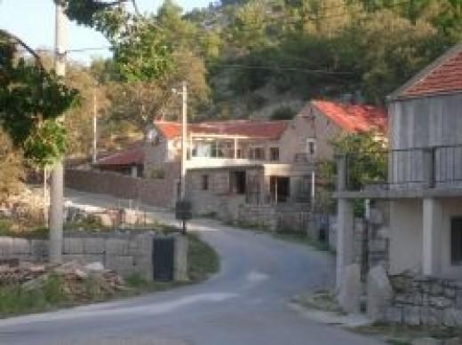 Paklenica village